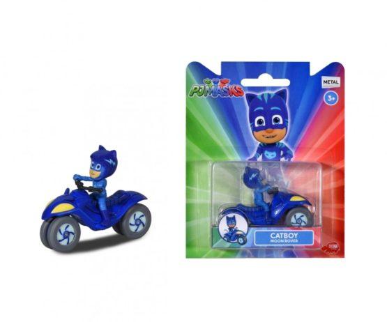 Eroi In Pijama Vehicul Cu Figurina Cat Boy Moon Rover