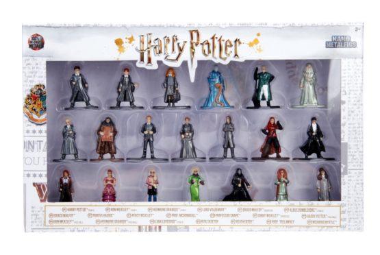 Harry Potter Set 20 Figurine Metalice Scara 1 La 65