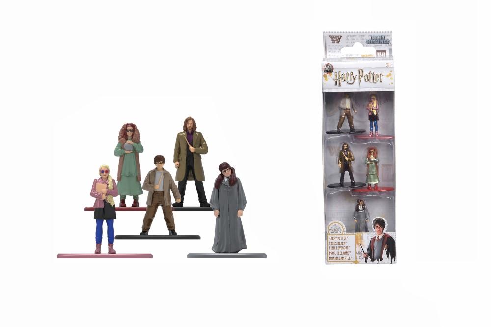 Harry Potter Set De 5 Figurine Metalice Scara 1 La 65