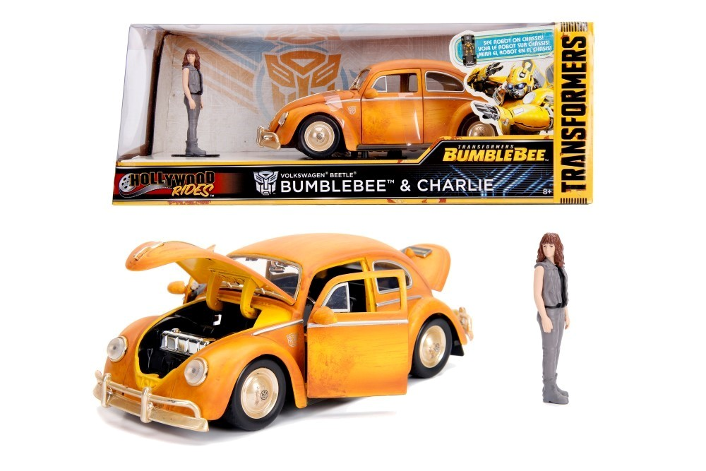 Transformers Volkswagen Beetle Scara 1 La 24