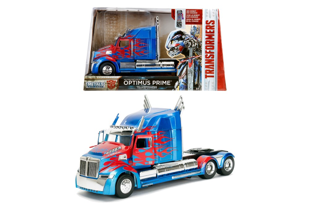 Transformers T5 Western Star 5700 Scara 1 La 24