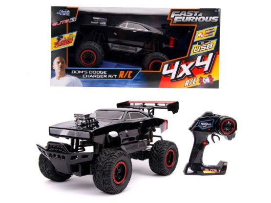Fast And Furious Rc 4×4 Dodge Charger 1970