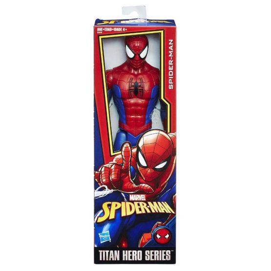 Spiderman Titan Power Pack Cu Lansator