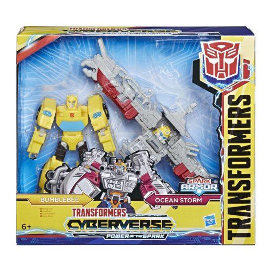 Transformers Robot Spark Armor Bumblebee