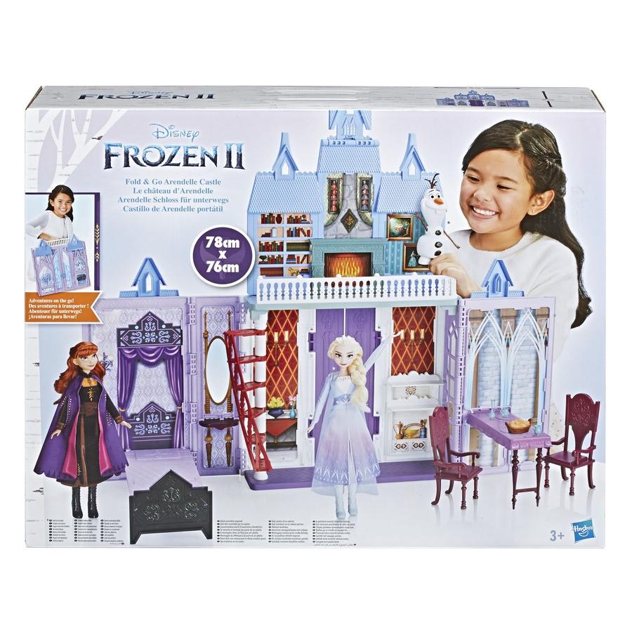 Frozen2 Castelul Portabil Din Arendelle