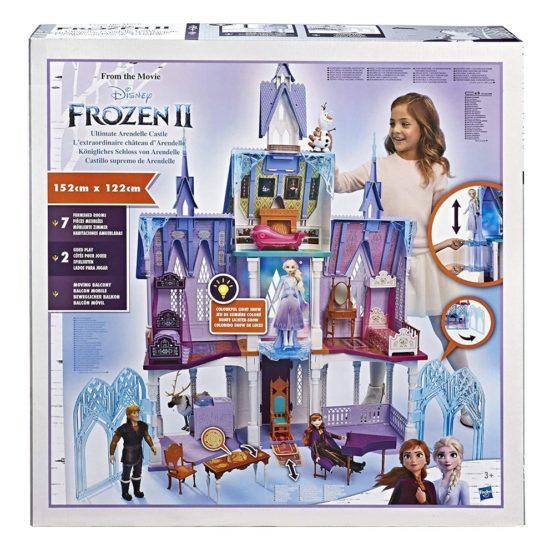 Frozen2 Castelul Din Arendelle
