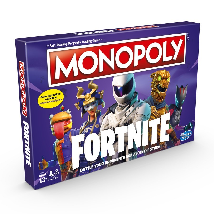 Monopoly Fortnite | eToys.ro