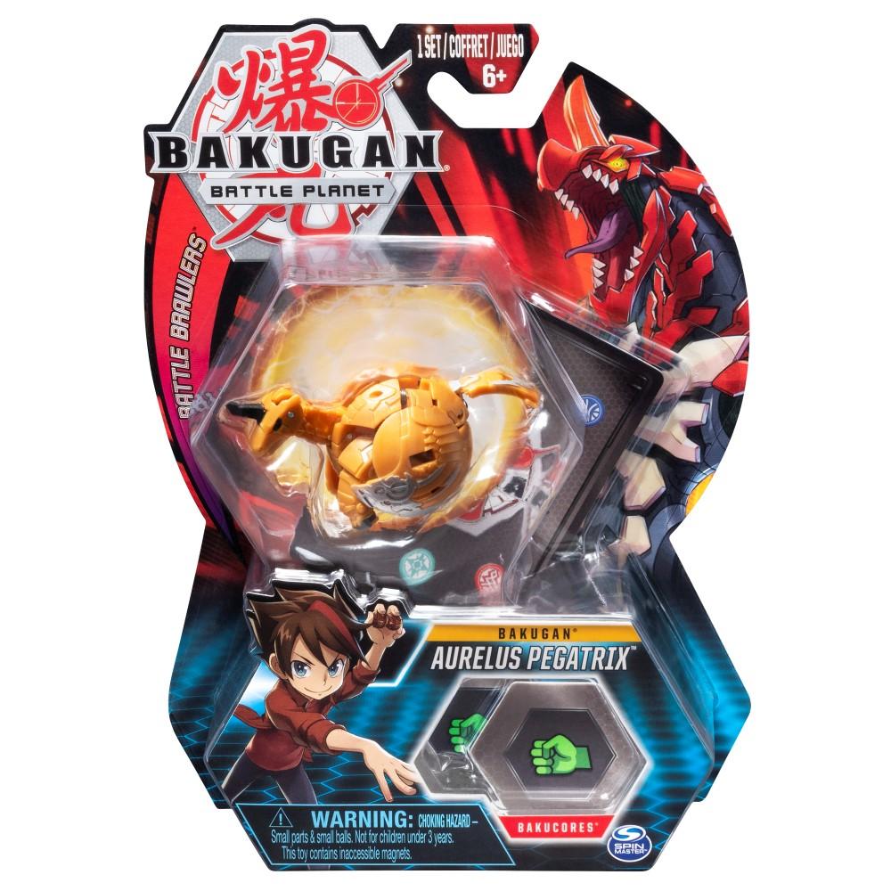 Bakugan Bila Aurelus Pegatrix Pegasus Gold