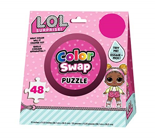 Lol Puzzle 48 Piese Color Change