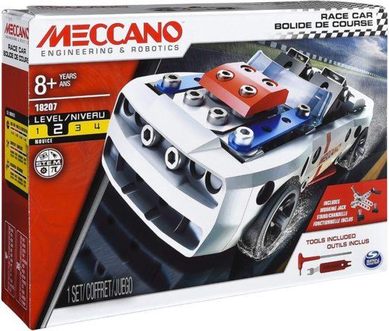 Meccano Kit Masina De Curse