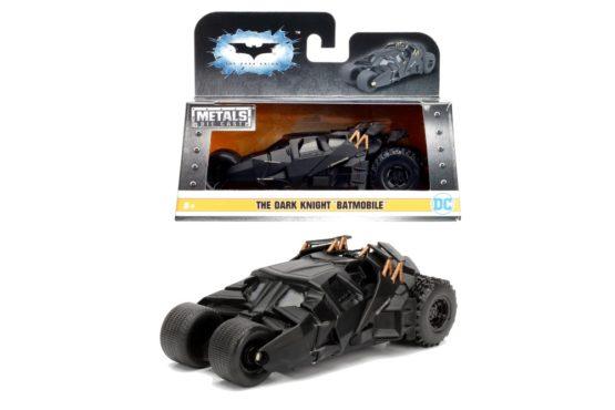 Batman Masinuta Metalica Batmobil Cavalerul Negru