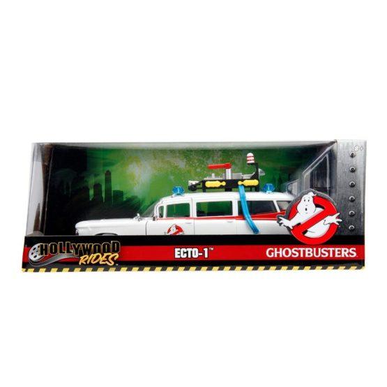 Ghostbuster Ecto1 Scara 1 La 24