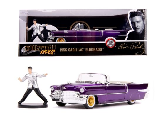 Macheta Cadillac Eldorado 1956 Elvis Presley