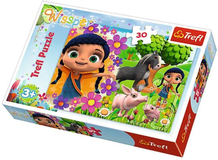 Puzzle Trefl 30 Lumea Lui Wissper