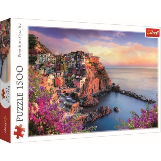 Puzzle Trefl 1500 Manarola Italia