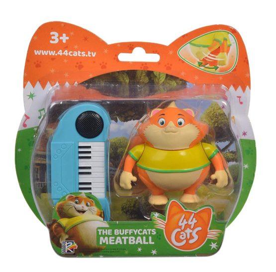 44 De Pisici Figurina Meatball Cu Orga