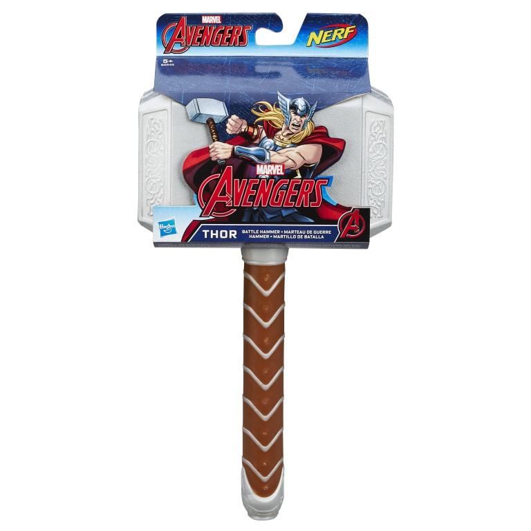 Avengers Ciocanul Lui Thor
