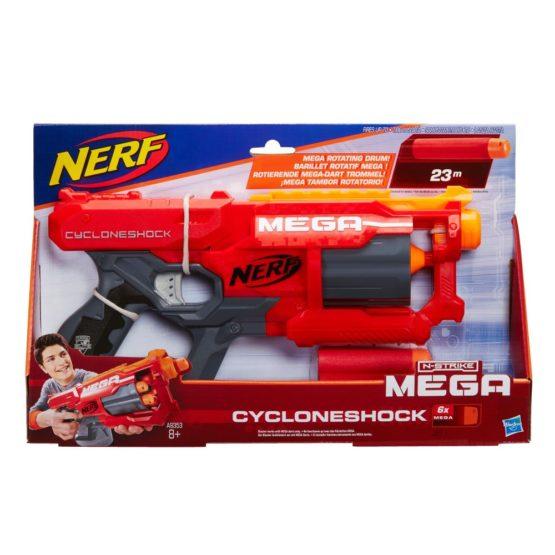Blaster Mega Cyclone Shock
