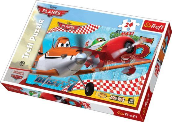Puzzle Trefl Maxi 24 Avioane