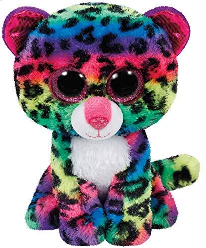 Plus Ty 15cm Boos Dotty Leopardul Multicolor