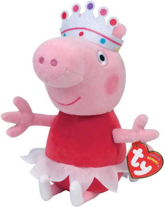 Plus Ty 15cm Peppa Pig Balerina