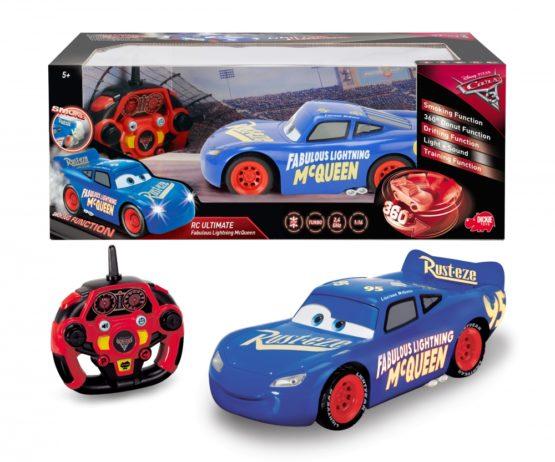 Rc Cars 3 Fabulous Lighting Mcqueen Scara 1 La 16