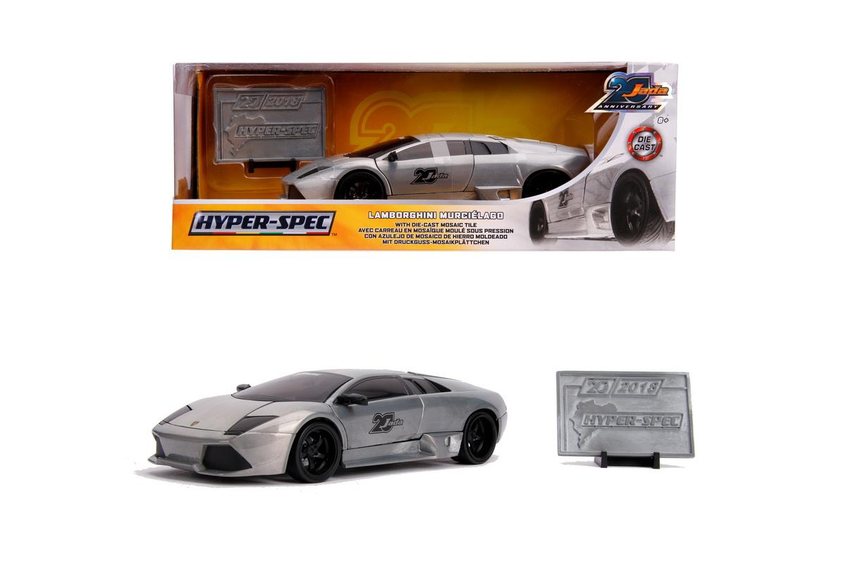 Macheta Metalica Lamborghini Murcielago Scara 1 La 24