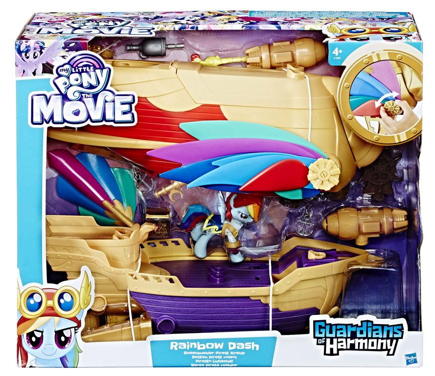 Aeronava De Pirati Luptatorul Plutitor My Little Pony Movie