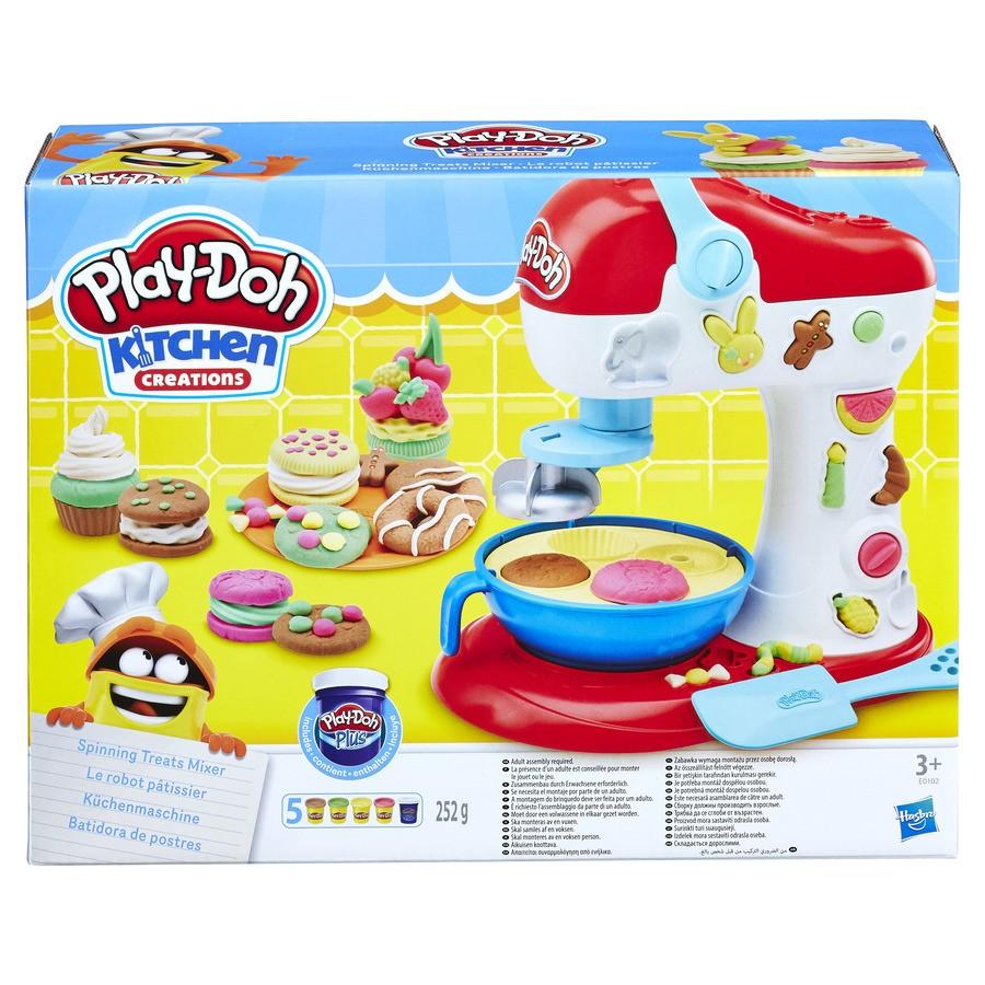 Play Doh Mixerul Cu Dulciuri