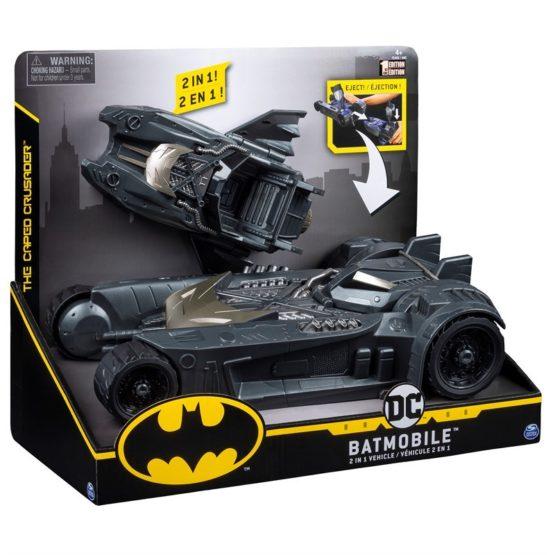 Batmobil Set Masini 2in1