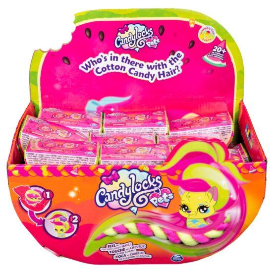 Candy Locks Animalute Surpriza Misterioase Si Parfumate