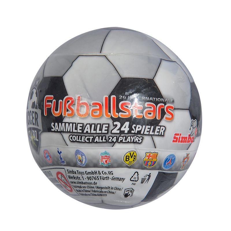 Minge Surpriza Cu Jucatori De Fotbal Celebri