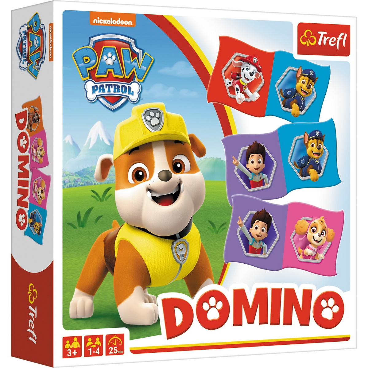 Joc Domino Patrula Catelusilor