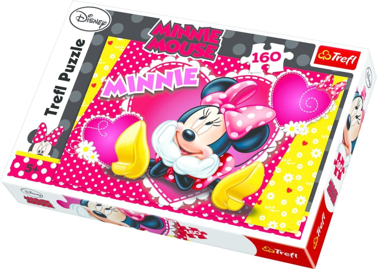 Puzzle Trefl 160 Minnie Visatoarea