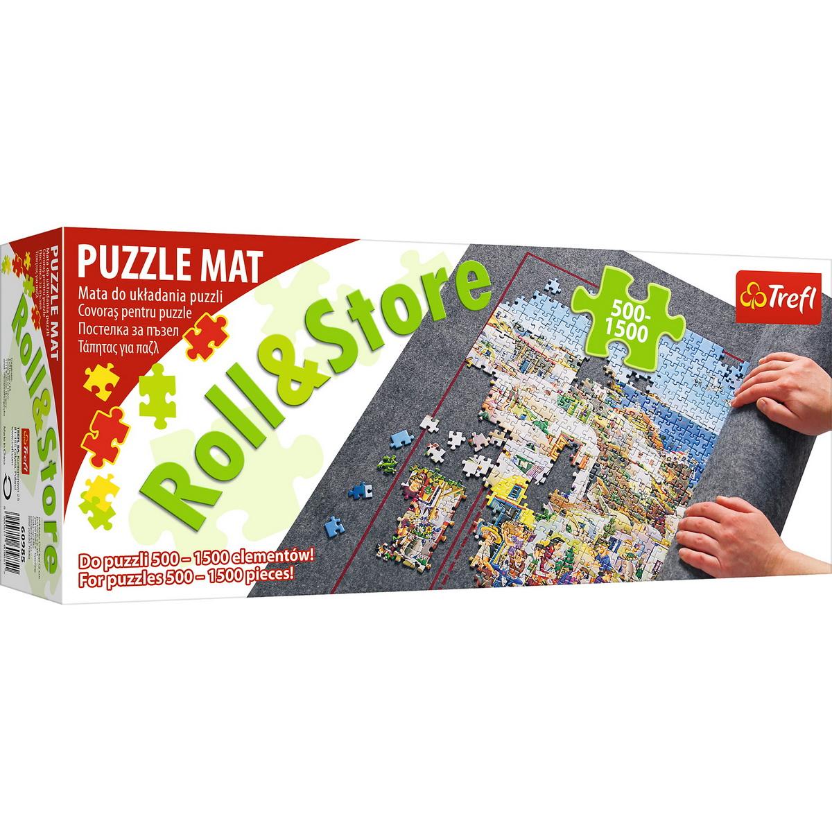 Covoras Pentru Rulat Puzzle-uri Intre 500 Si 1500 Piese