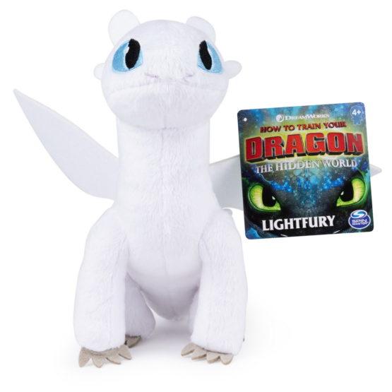 Dragon De Plus 20cm Furia Luminii