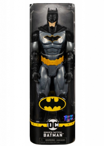 Batman Figurina 31cm Cu 11 Puncte De Articulatie In Costum Clasic