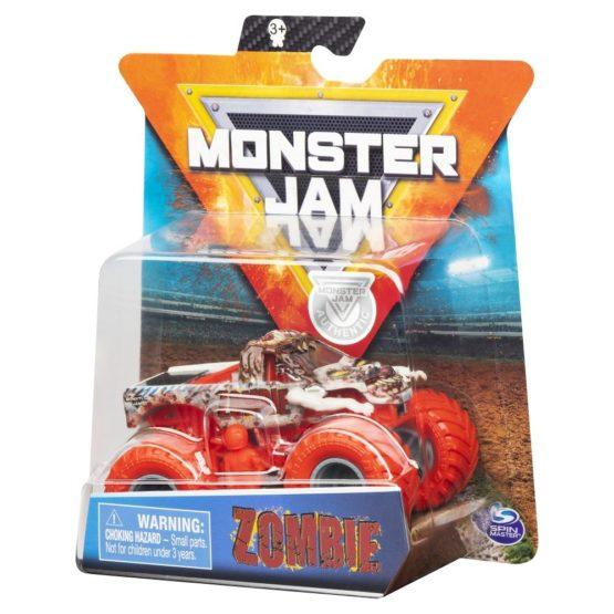 Monster Jam Metalice Scara 1 La 64 Zombie