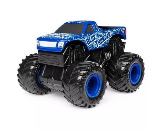 Monster Jam Metalice Seria Roar Scara 1 La 43 Blue Thunder
