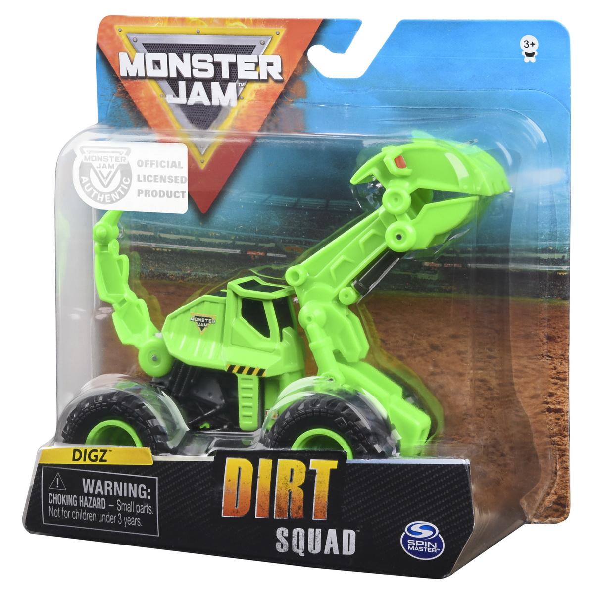 Monster Jam Utilaj Greu Digz
