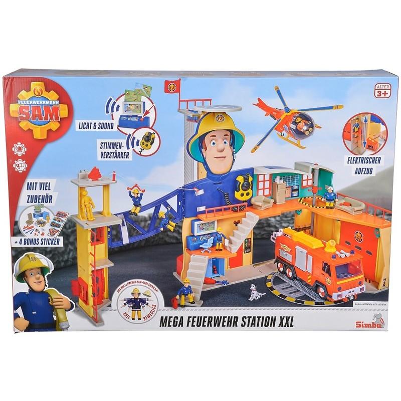 Sam Statia De Pompieri Xxl