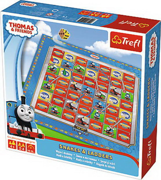 Joc Snakes And Ladders Thomas