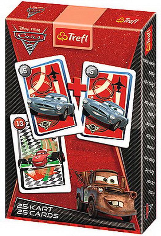 Carti De Joc Pacalici Cars2