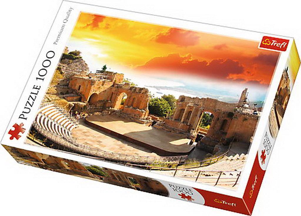 Puzzle Trefl 1000 Sicilia Italia
