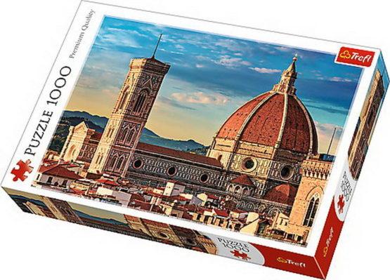 Puzzle Trefl 1000 Bazilica Sfanta Maria Din Florenta