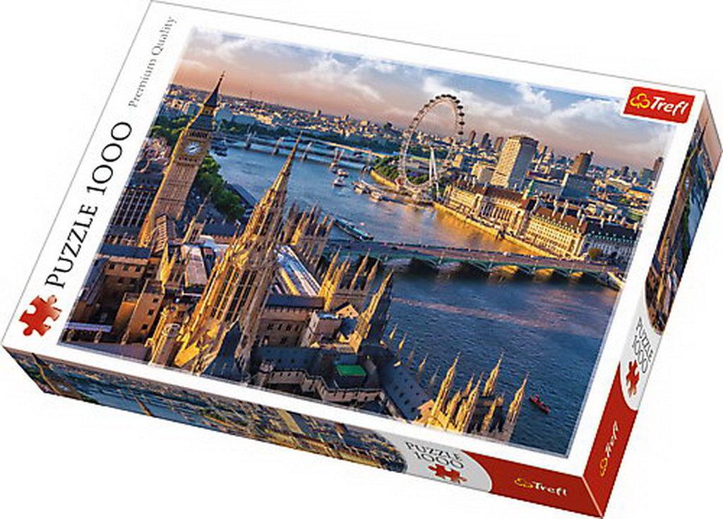Puzzle Trefl 1000 Londra
