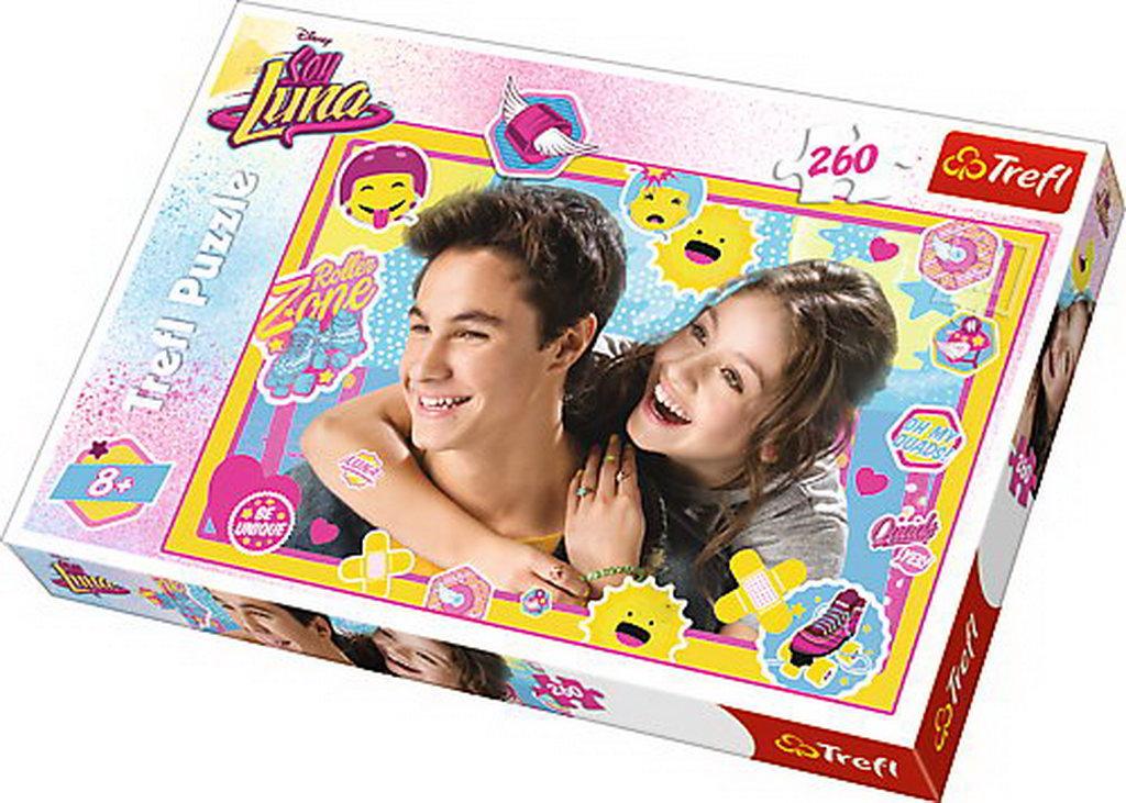 Puzzle Trefl 260 Soy Luna