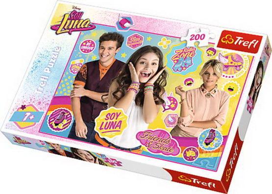 Puzzle Trefl 200 Soy Luna
