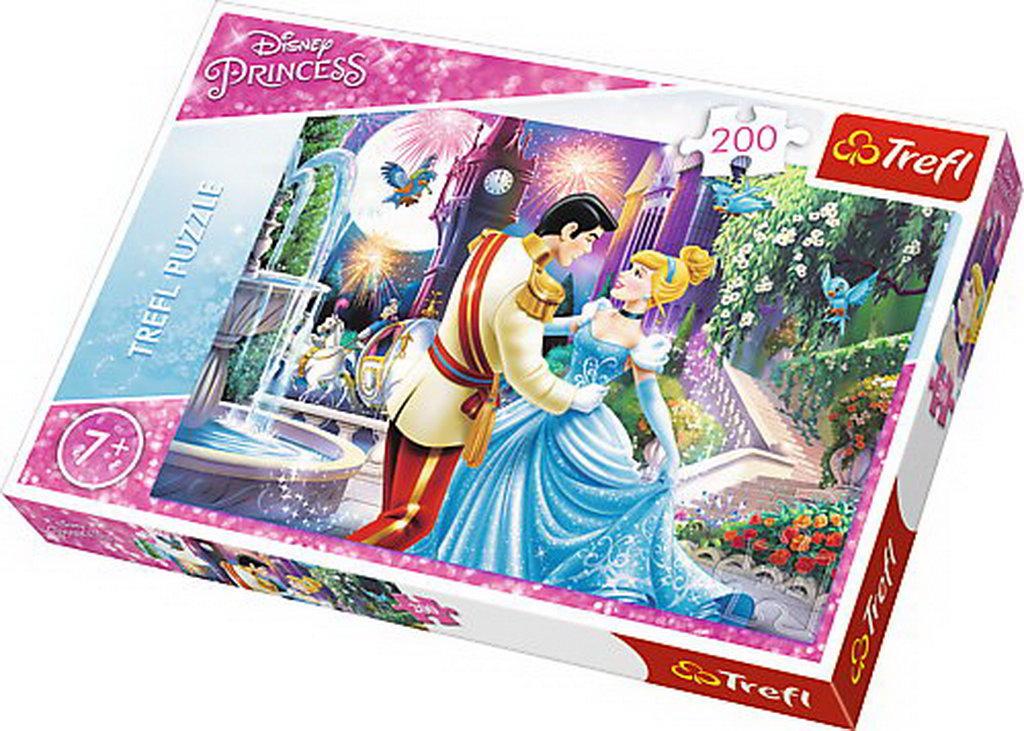 Puzzle Trefl 200 Dansand Cu Printul