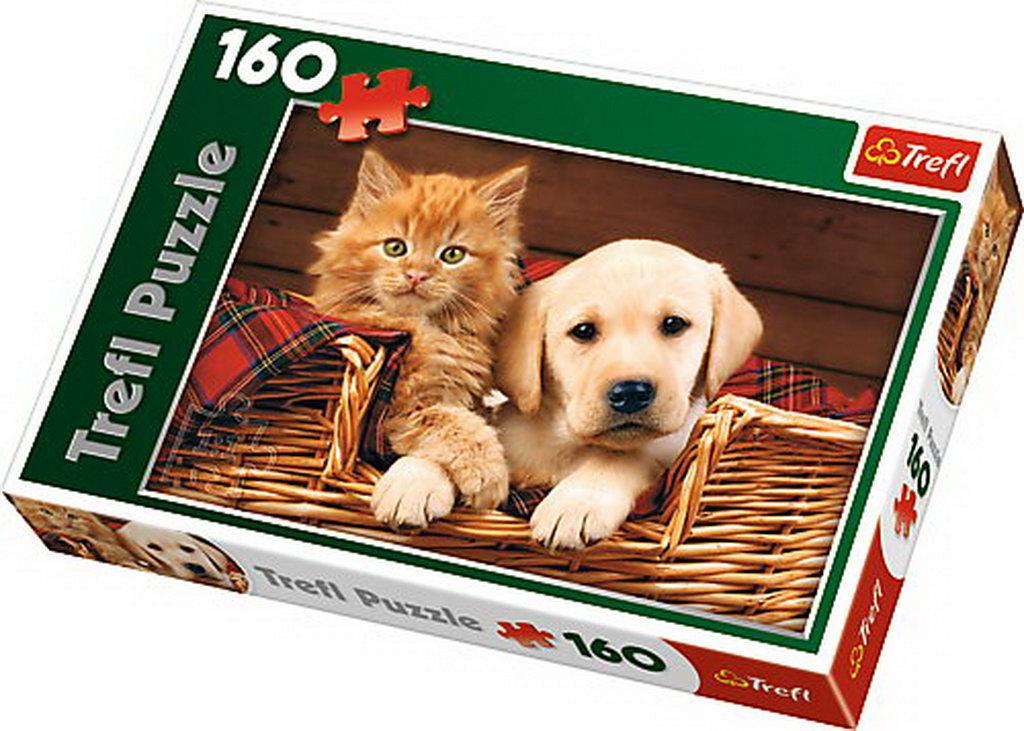 Puzzle Trefl 160 Mai Bine Impreuna